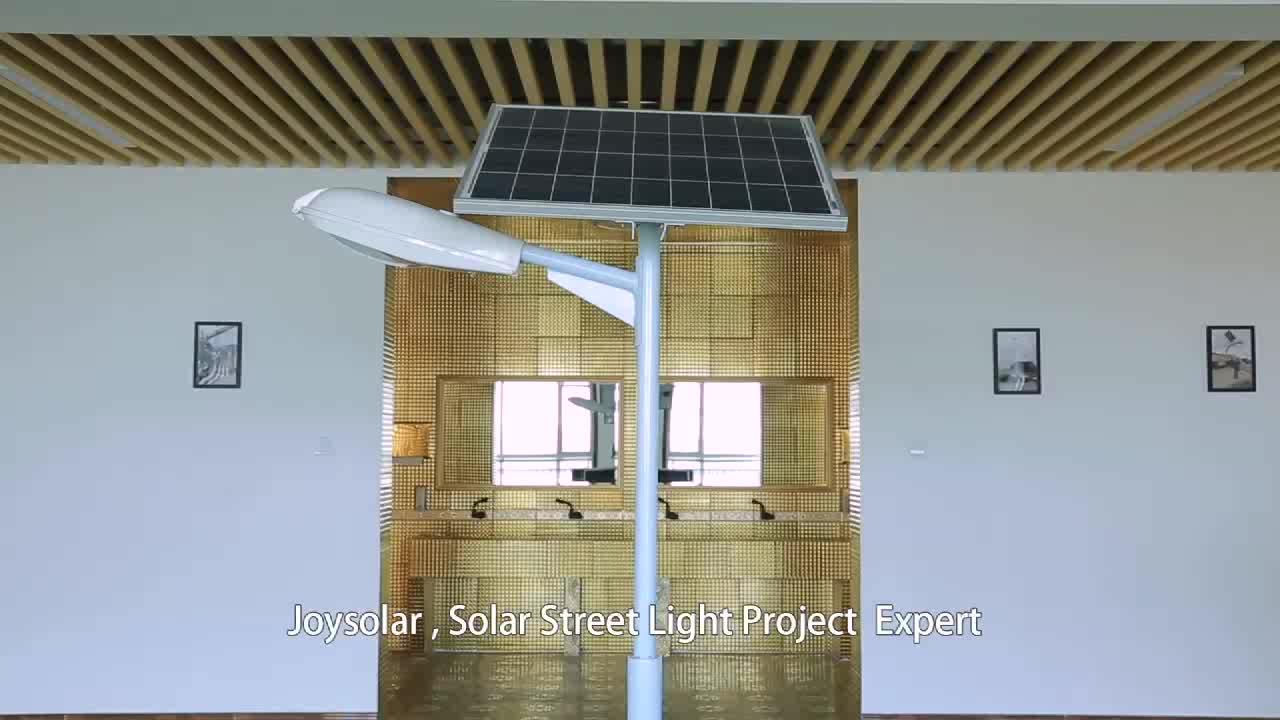 35w Reverbere Solar Street Lightimg Led Solar Lighting System