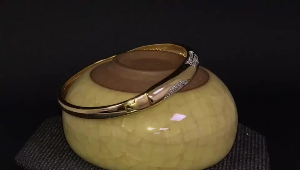 African Gold Plated Bridal Jewelry New Model Ladies Fancy Designer Bangles