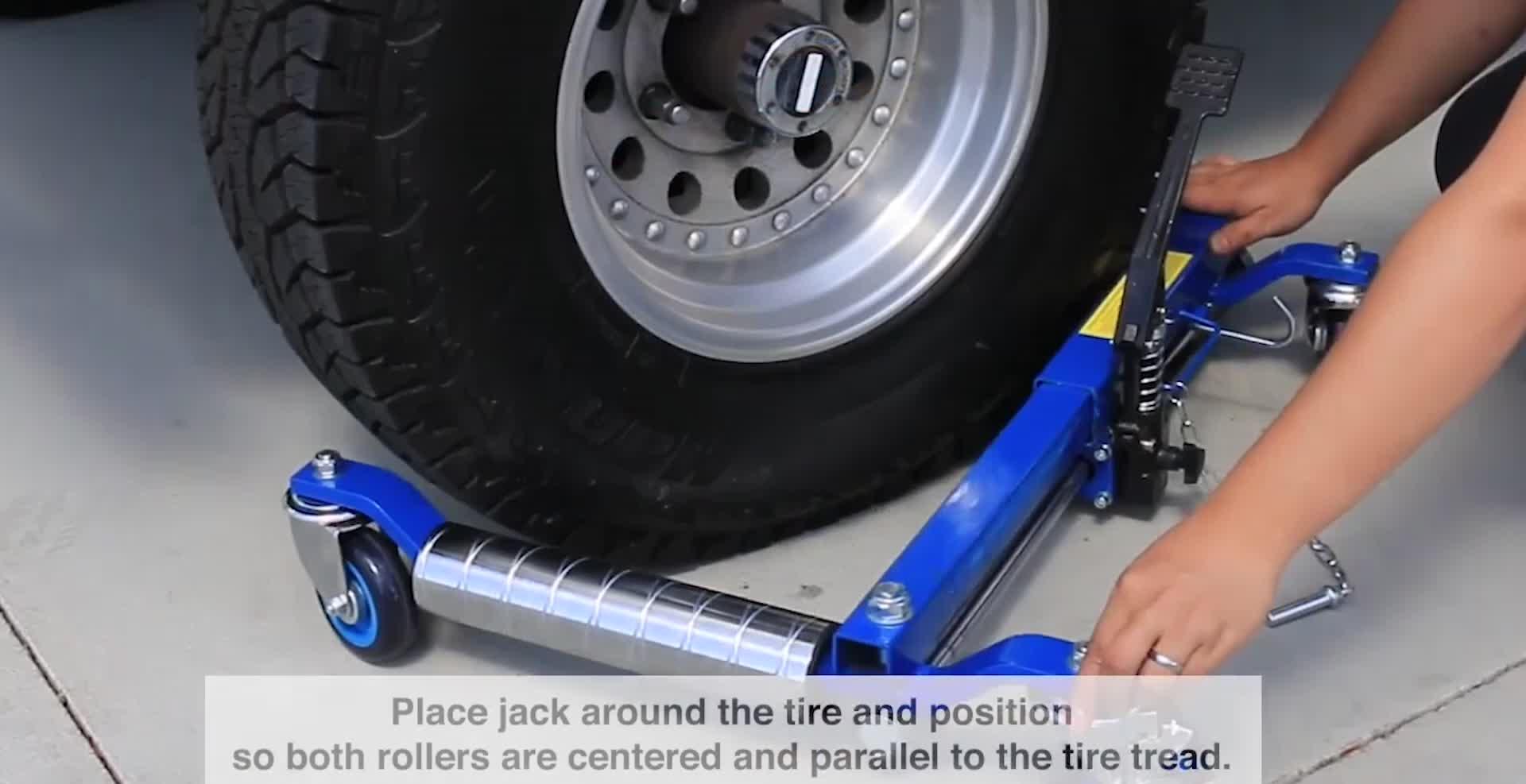 SINOLIFT Robuste Plancher cric de voiture hydraulique
