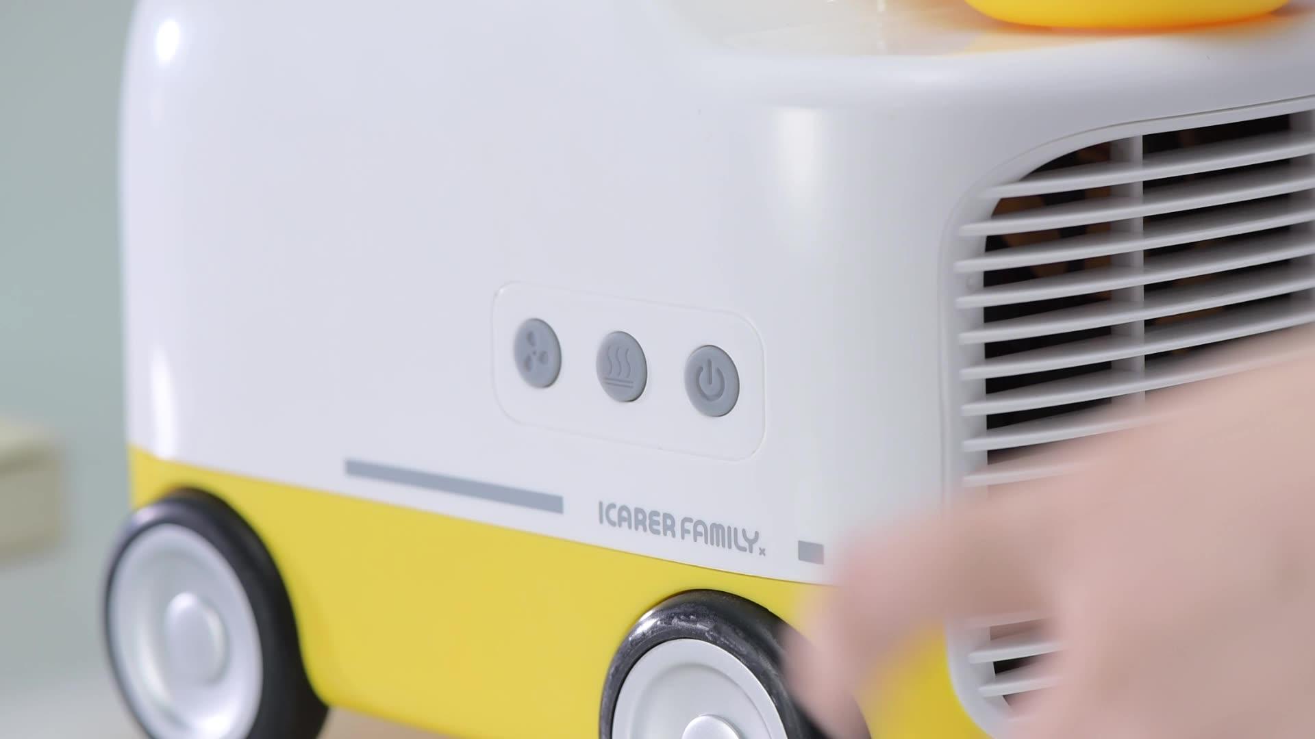 ใหม่มาถึงบ้านเครื่องใช้ไฟฟ้าแบบพกพา MINI AIR Cooler พัดลมน้ำ Evapolar Humidifier Office Humidifier Air Cooler พัดลม