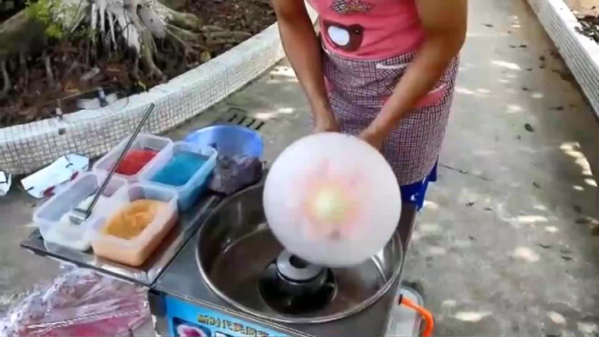 Candy floss maker machine/suikerspin machine cover