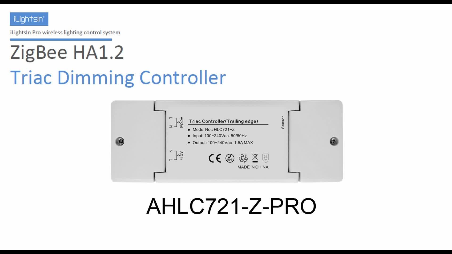 110v 220v 230v 240v zigbee triac dimmable led driver dimmer controller