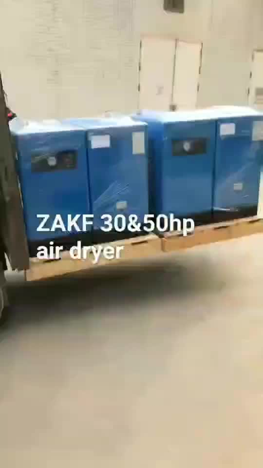 Heat Type 100HP 758KW 245CFM Compressed Adsorption Air Dryer System