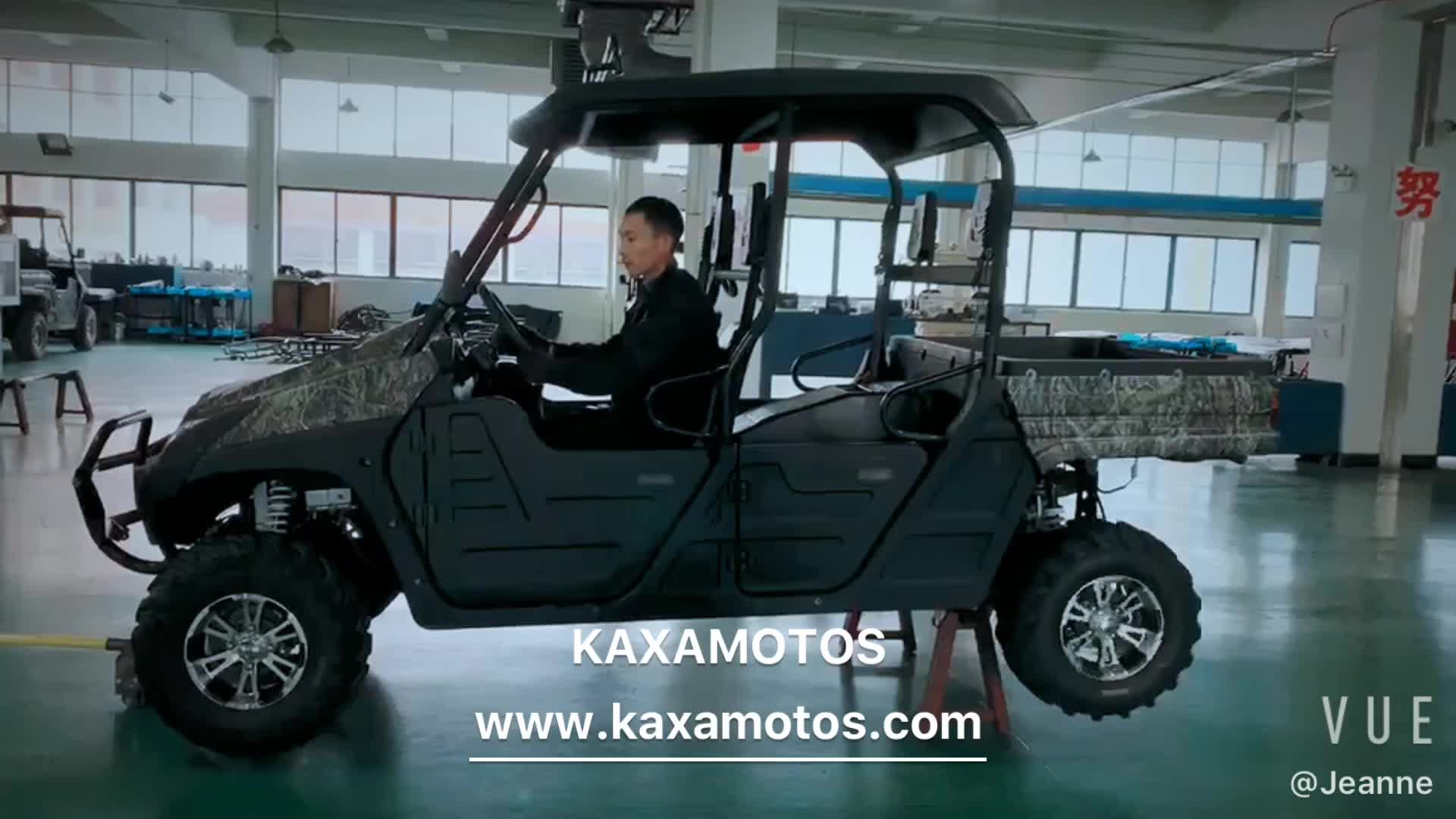 2019 NEW Adult 4x4 72V Electric ATV 7000W