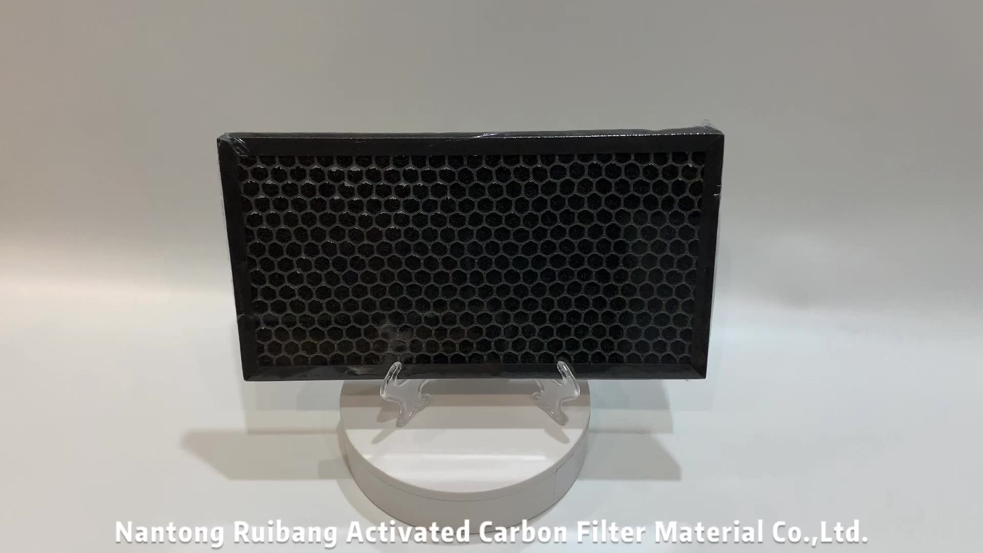 Granular Carbon Filter Cartridge For Air Cleaner, Air Purifier And Air Filtration System