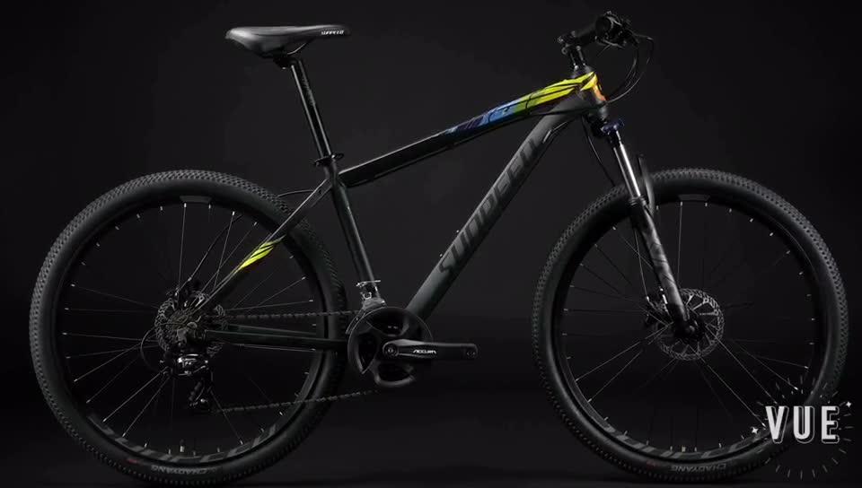 Mejor Vendedor barato 24 velocidad 27,5 pulgadas bicicleta de montaña