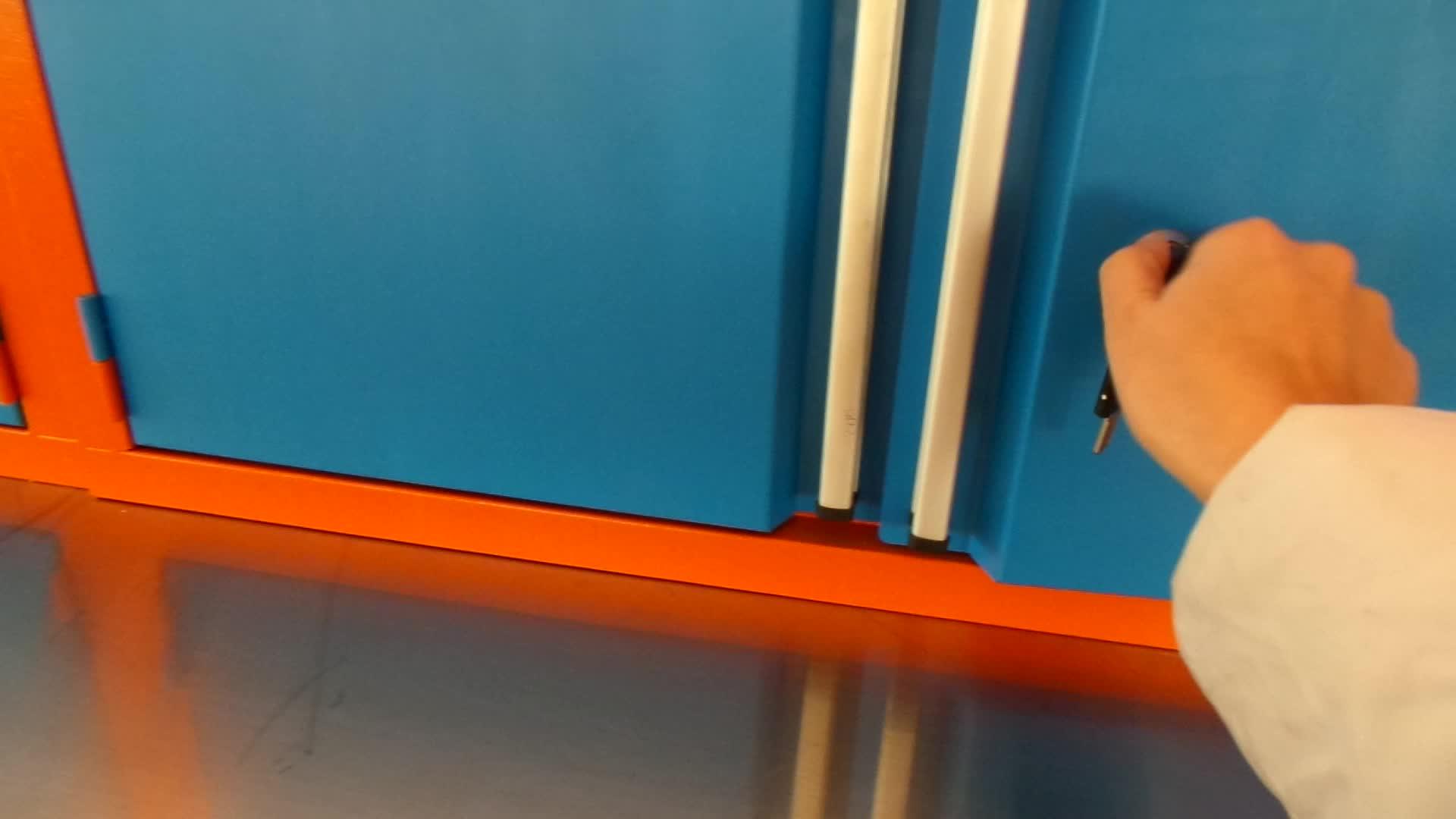 Industrial Metal Rolling Tool Storage Cabinets,Tool Trolley