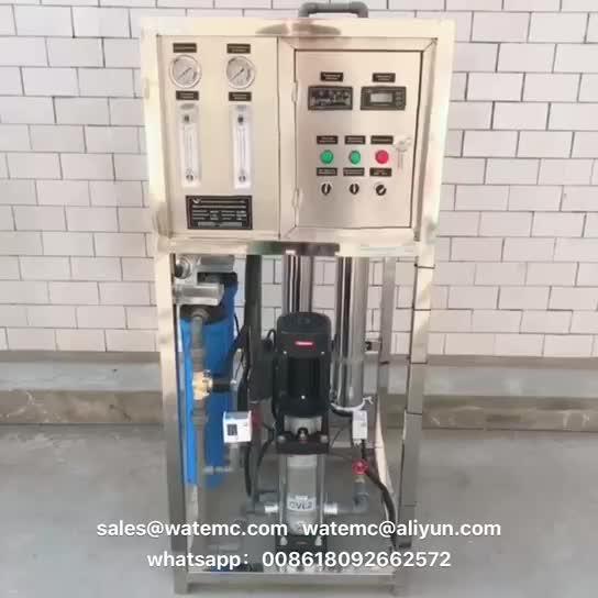 Impianto di trattamento delle acque di sale, Sale depuratore di acqua, Desalinating acqua salata