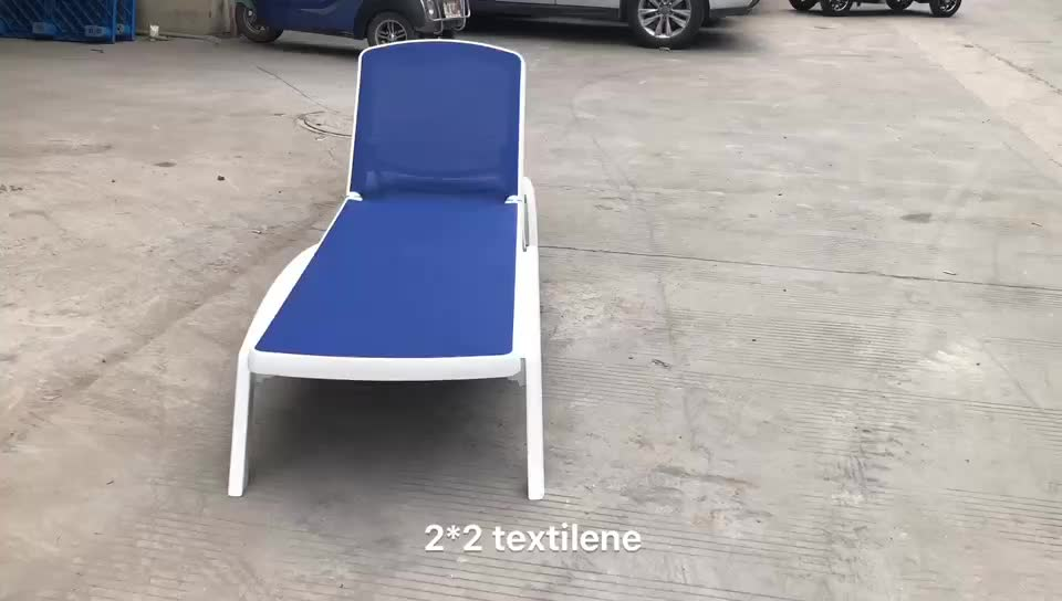 Outdoor furniture hotel sunbed daybed beach sun loungers