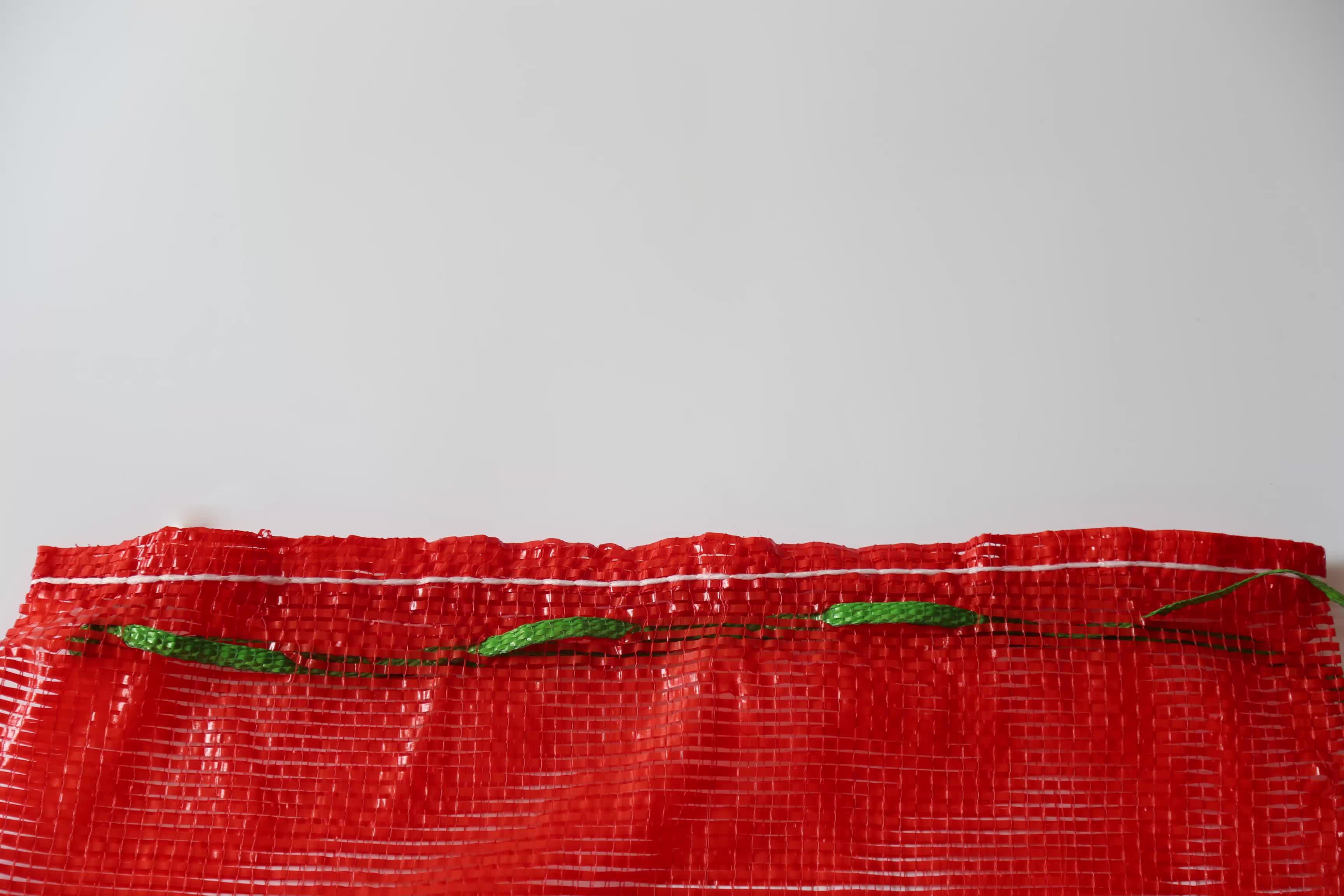 Excelente qualidade e ofertas especiais de plástico saco de rede de lenha 40L 60L