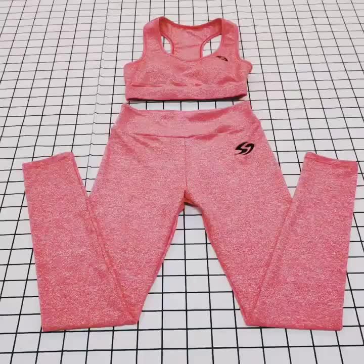 Organische yoga kleding vrouwen grijs yoga wear top &