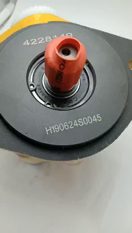 GATO 924F/928F/938F escavadeira peças 100-3414 bomba de engrenagem da bomba hidráulica 1003414