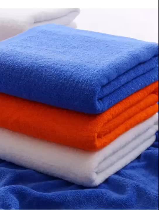 Profesional 5 star digunakan hotel handuk cina grosir katun mandi jubah handuk