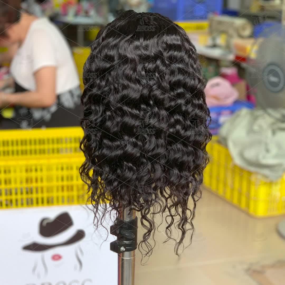Ucuz ipek taban tam dantel peruk, ham bakire saç gevşek dalga dantel ön peruk gri insan saçı peruk sarışın, ucuz yahudi peruğu koşer peruk