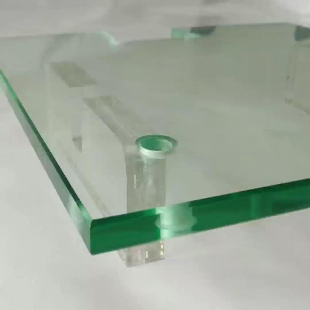 Safety Construction Skylight Panels Tempered Insulated