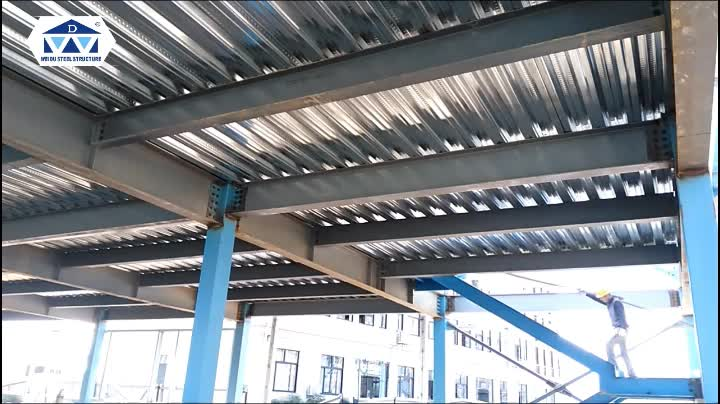 High Quality Best Price Corrugated Steel Decking Floor