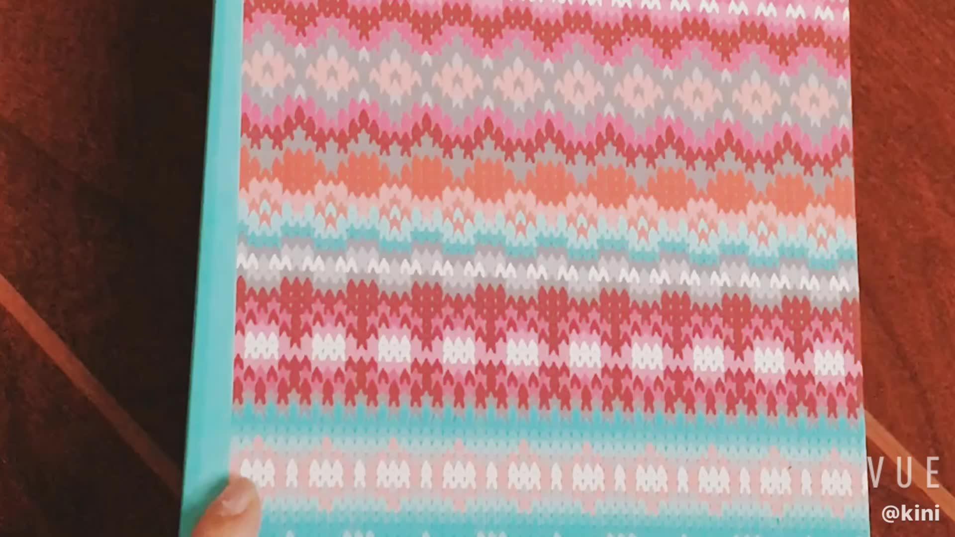 Premium New Design High Grade Wholesale Plain Photo Album