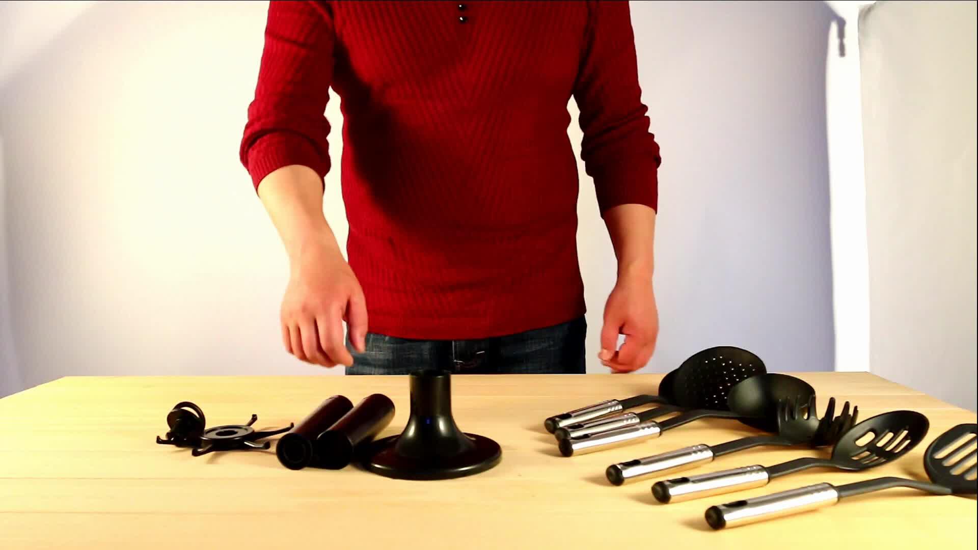 安いナイロン7個台所用品調理ツール