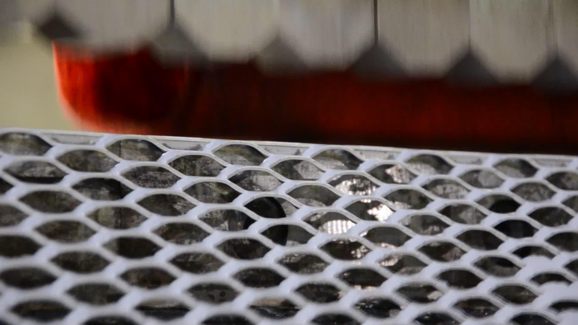 304 נירוסטה מחורר טריז חוט מסנן מסך סל רוטרי תוף מסנן עבור קוי בריכת