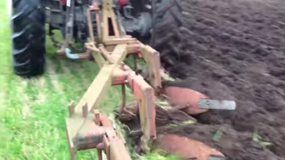 Nông nghiệp 3 Rãnh Chia Sẻ Cày Để Bán
