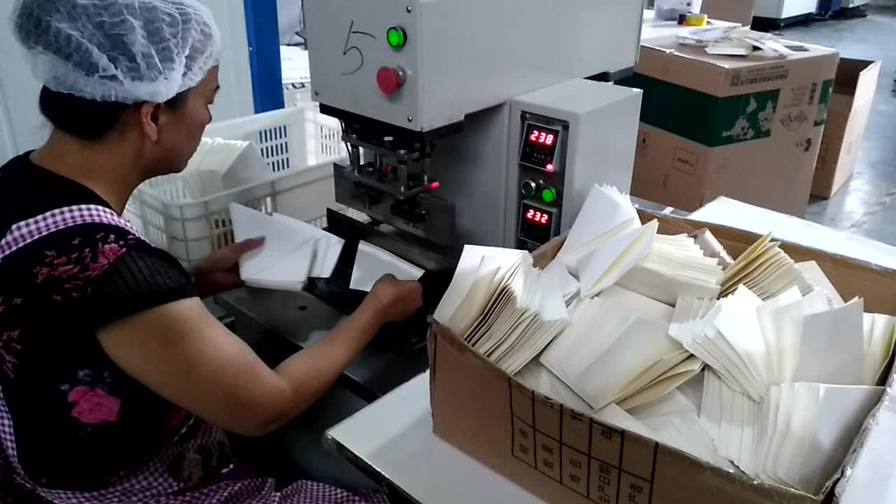 disposable paper food packaging cone or bag for crepe fries fast food