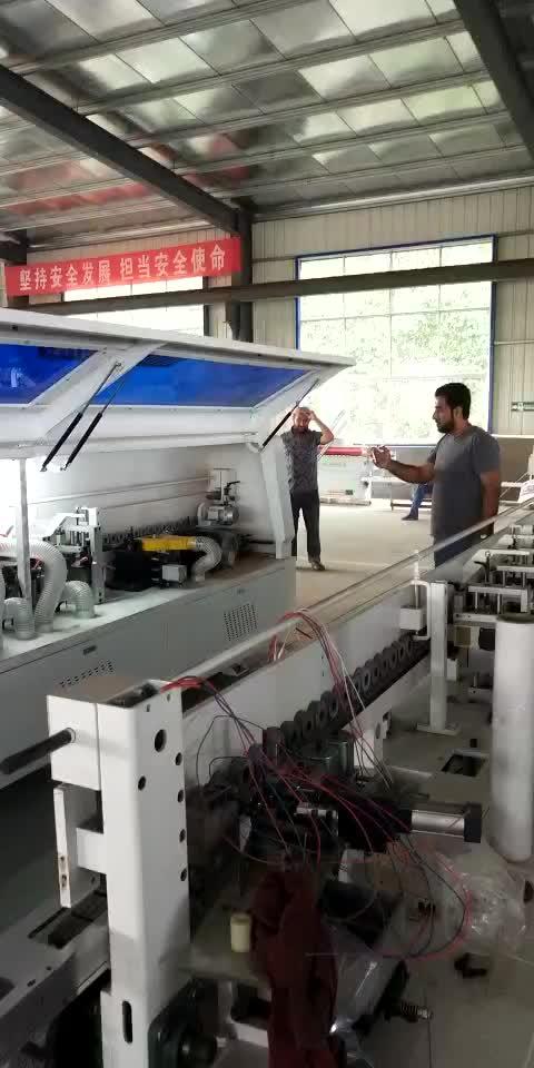 MF360A houtbewerking machine kdt abs automatische kantenverlijmer pvc mdf rand bander machine voor houten deur