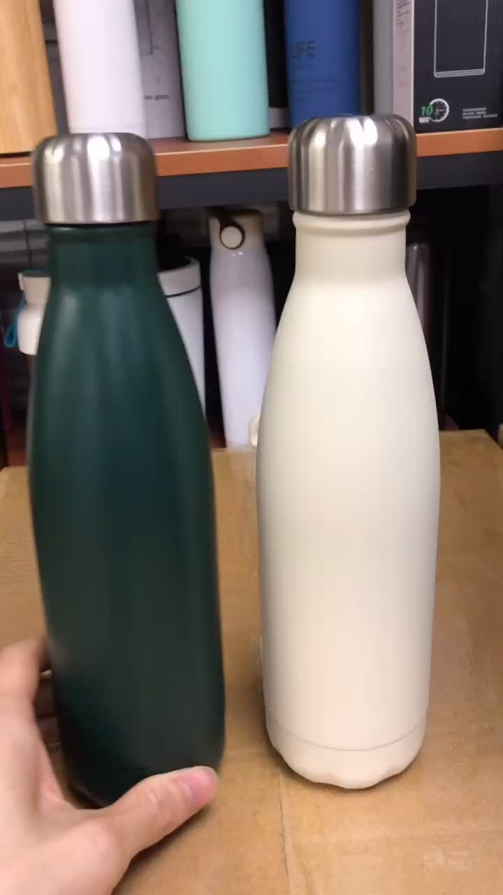 2020 Best selling stainless steel & vacuum insulated bottle water flask