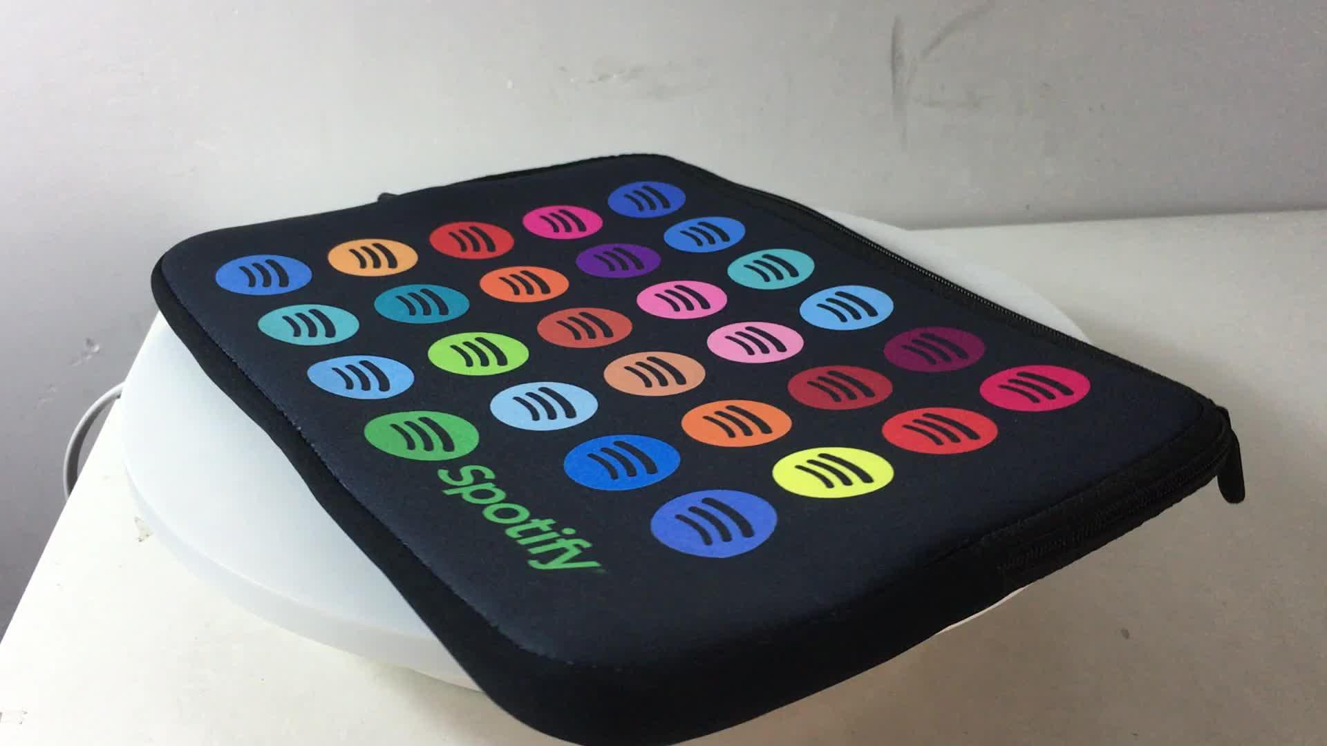 Полная Сублимационная печать неопрена сумка для ноутбука рукав для женщин 11,6 дюймов