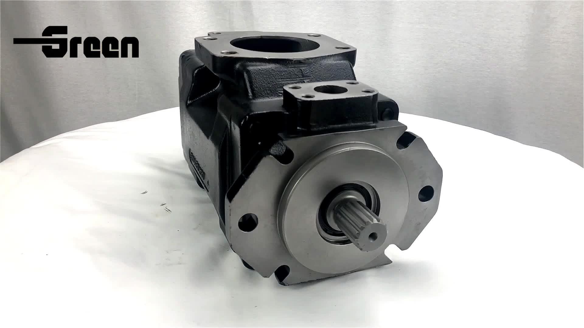 데니슨 베인 펌프 | T6DDC 데니슨 유압 베인 펌프
