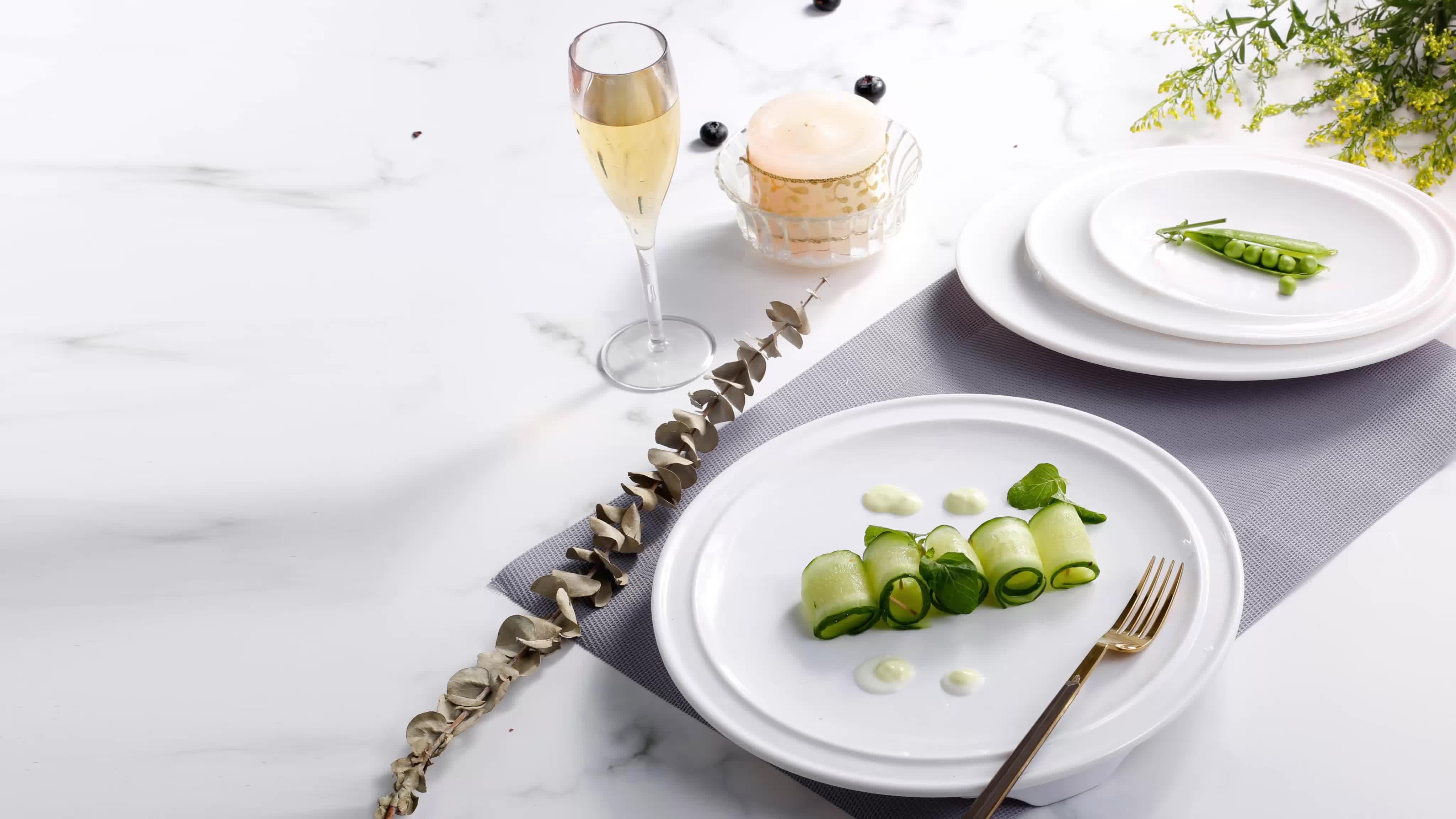 Wholesale melamine plastic white dinner plates for wedding