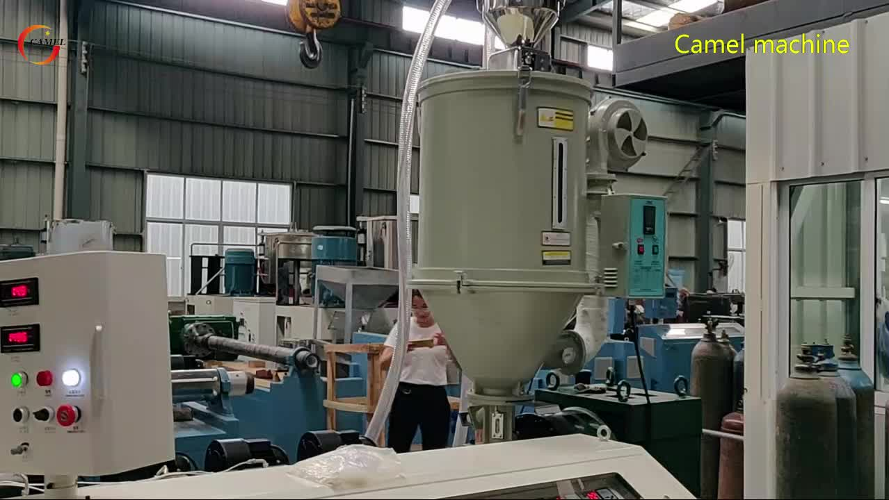 날의 고밀도 폴 리 PE Micro 폴리에틸렌 관 silicon-코어 드 관 관 만들기 machine/production 선