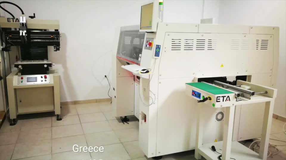 Samsung automated Pick and Place Machine SM482 /SMD Chip Mounter/ LED Chip Shooter