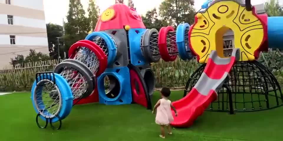 Commercial Professional Special Kids Outdoor Playground Sets