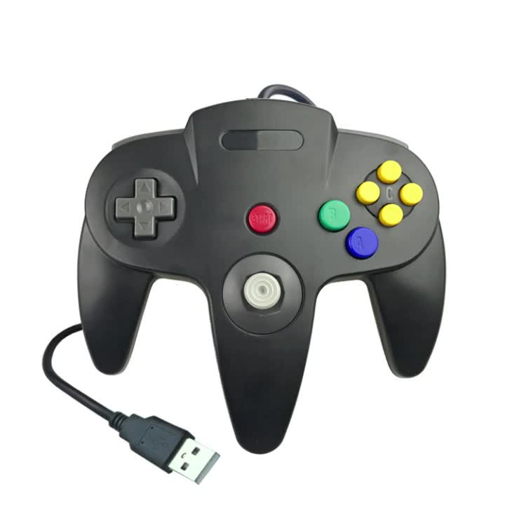 Spiel controller pc joypads game pad joystick usb wired Gamepad