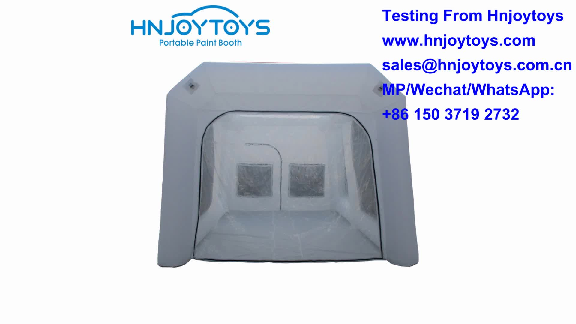 Automotive car painting and baking room car body paint/oven spray booth