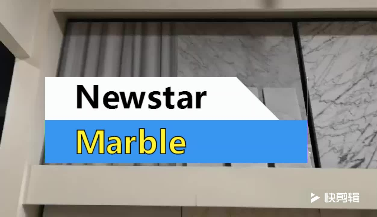 Newstar Gold Veins White Mable Tile Slab Bianco Rhino