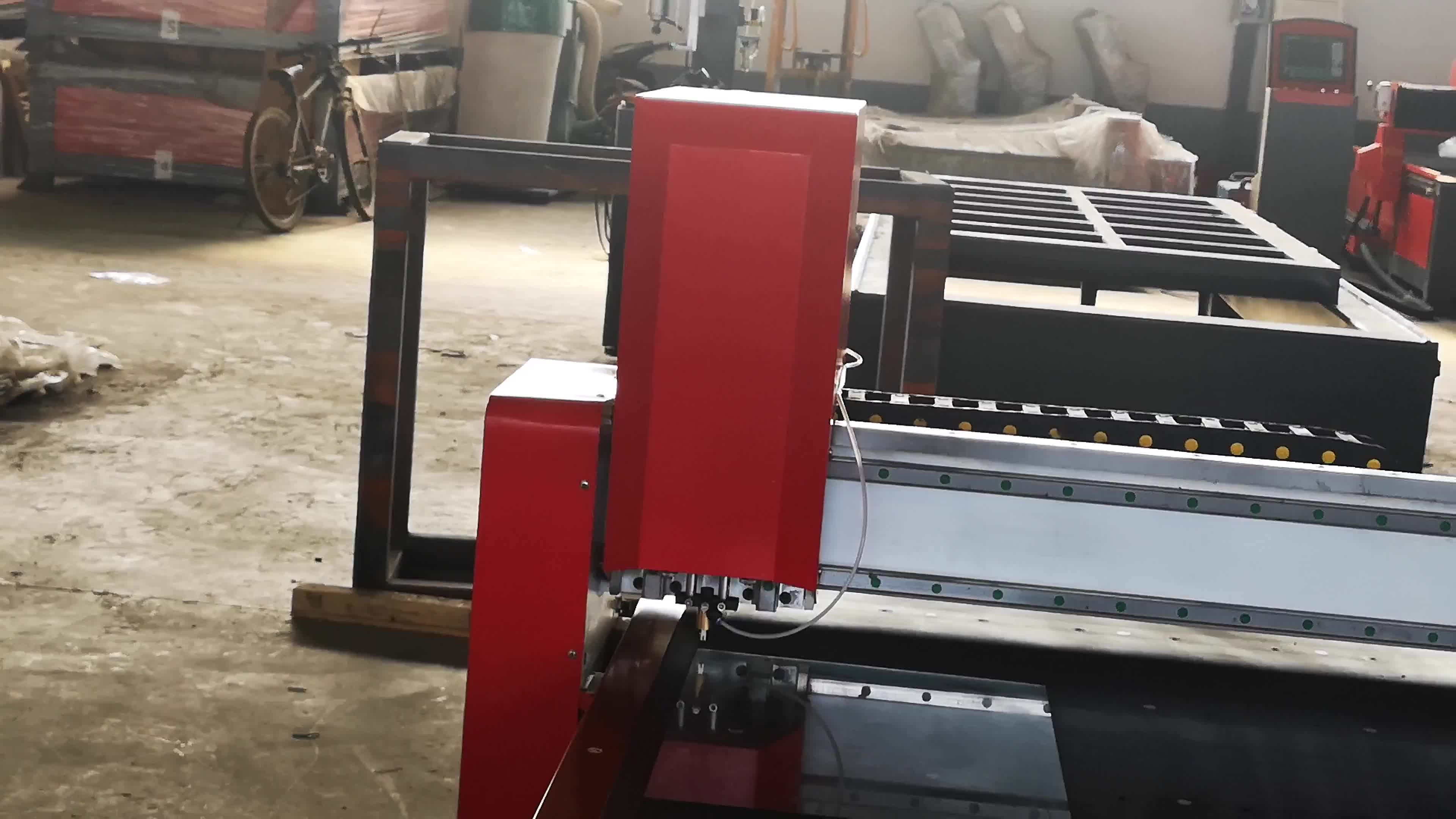 High quality 1320 cnc glass cutting machine price for sale