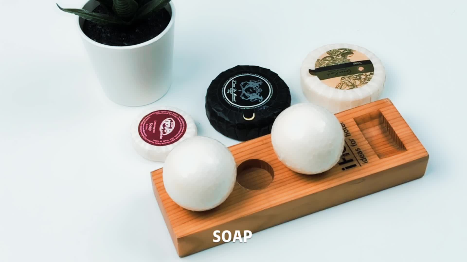 Customized 25g 35g Hotel Soap