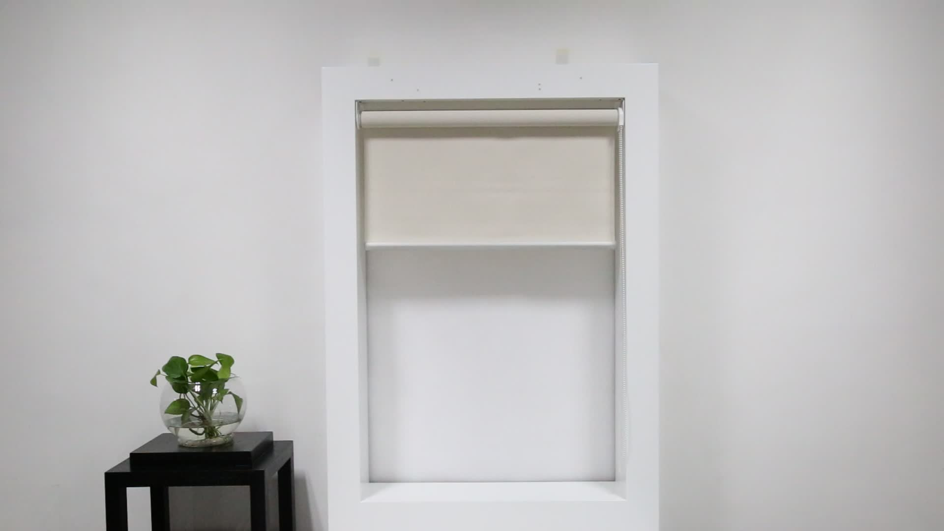 Modern durable Window Decoration Roller Blinds for office