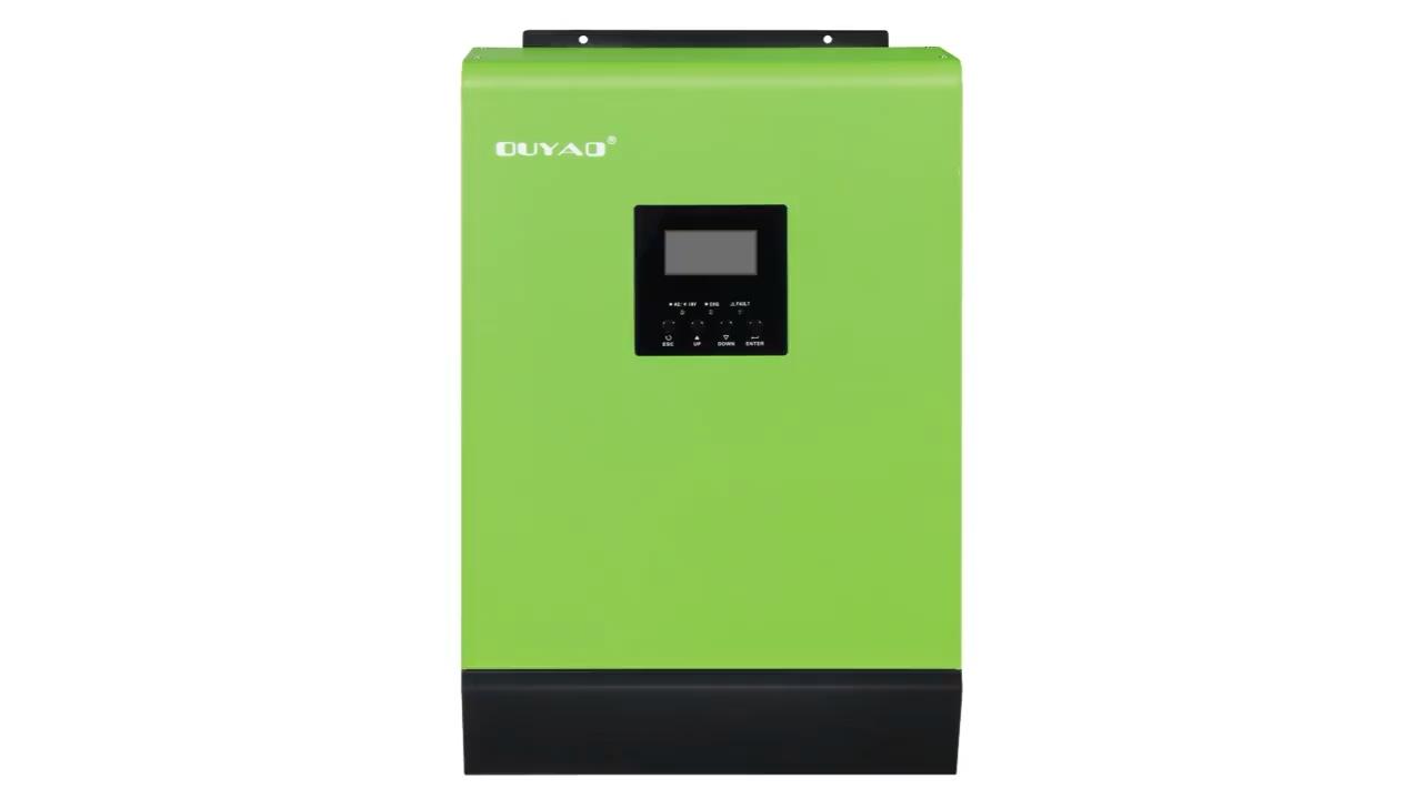 48v 80A paralelo 5kva off grid inversor solar mppt 230v para inversor solar de alta potência