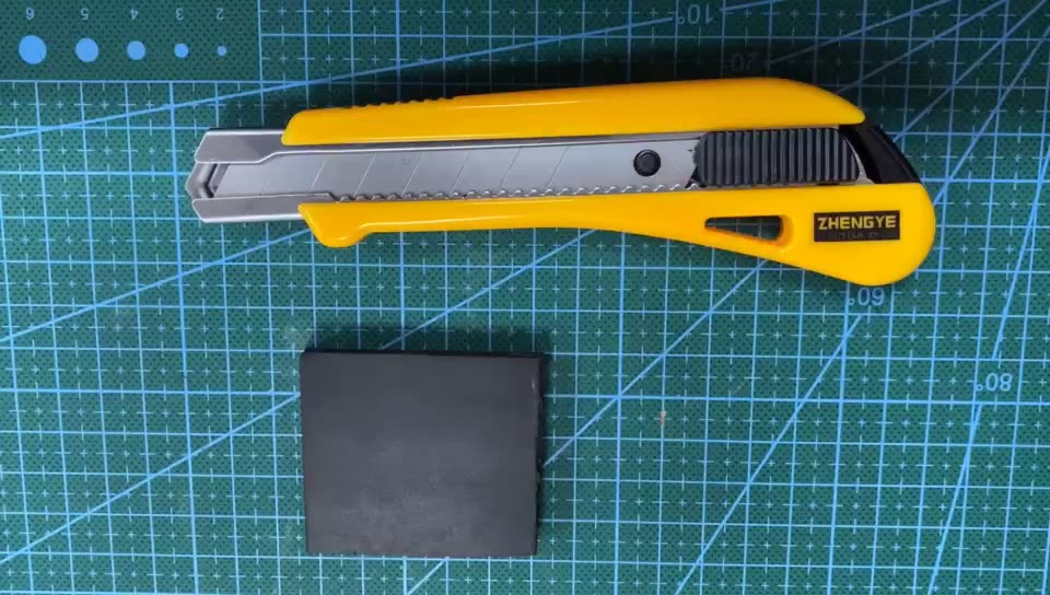 High quality 18mm high carbon steel hacksaw blade for utility knife blade wallpaper utility knife