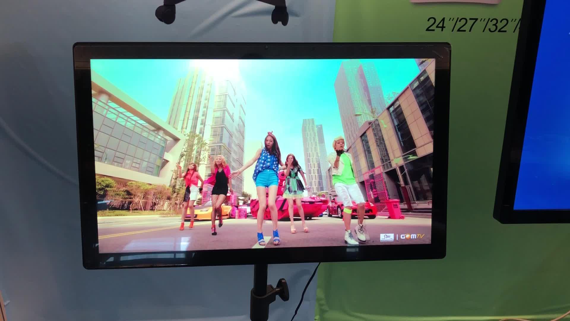 Computer portatile con slot per sim card RK3188/3288 Quad Core Android5.1 RJ45 Camera2.0MP 1920*1080 Pixel 32 pollici Tutto in un Tablet PC