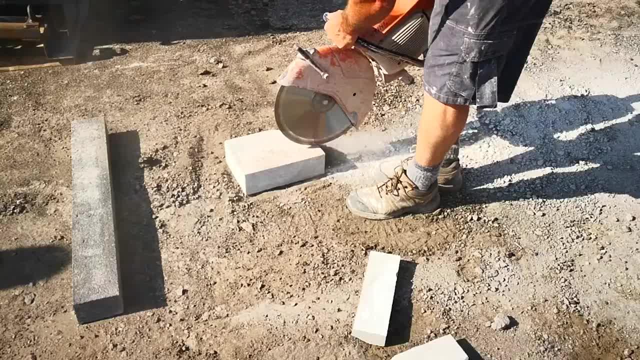Diamant Sägeblatt Stein Trennscheibe für Granit Marmor Beton Ziegel
