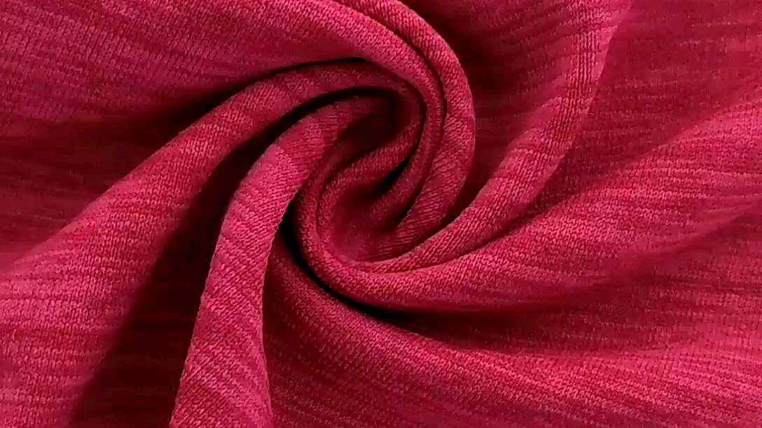 STARKE fashionable pattern  140gsm 100% polyester cationic french terry  fabric