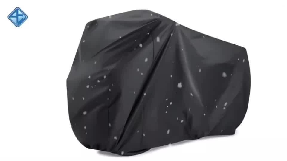 Heavy Duty Outdoor UV Resistant Waterproof Bike Cover Bicycle Cover