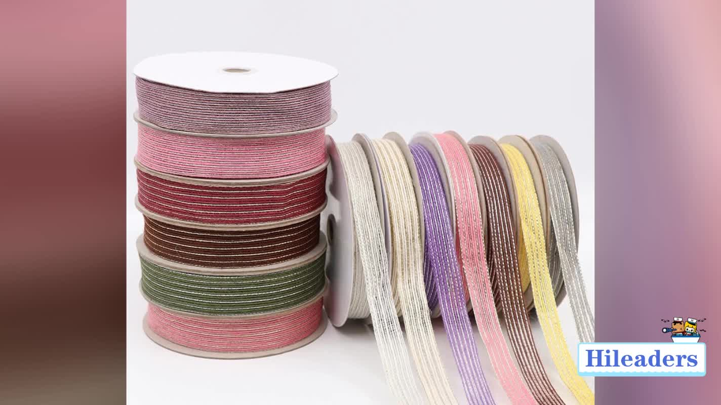 High Quality Decorative Jute Ribbon For Packing