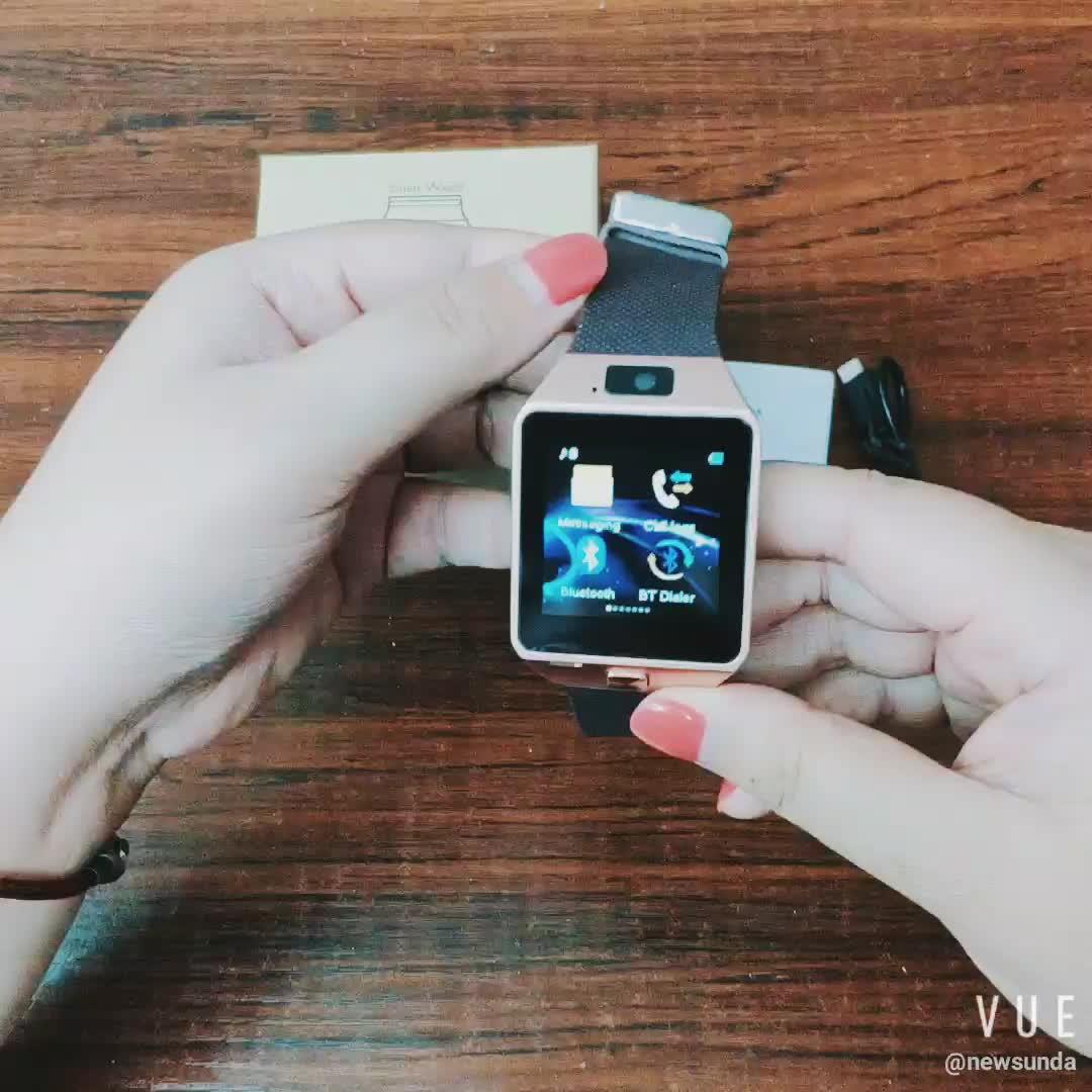 ريدليمون ساعة ذكية Reloj الذكية Dz09 رقاقة سيم ماذا التطبيق