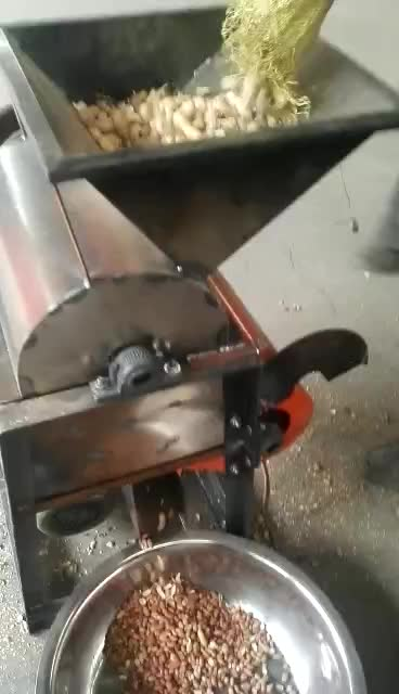Hot Selling Peanut Shell Sheller Removing Machine For Sale