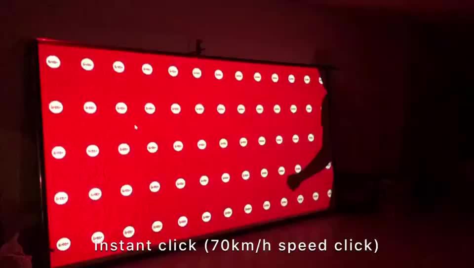 Baixo preço 43 polegadas touchscreen kit multi touch sobreposição e ir quadro touch para monitores LCD/sinalização digital