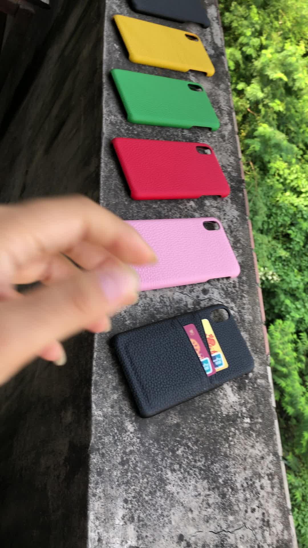 Per il iphone 11 pro Caso di Max, Per il iphone 11 Pro Max Custodia In Pelle